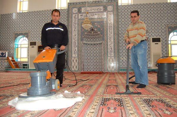 Esenyurt'ta Cami Temizliği Yapan Firma