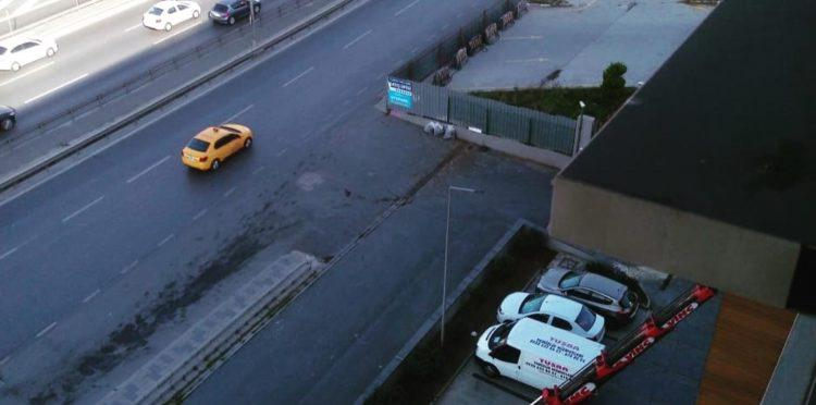 Arnavutköy Dış Cephe Cam Temizliği