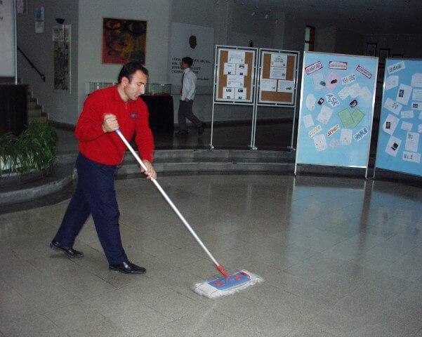 Esenyurt'ta Okul Temizliği Yapan Firma