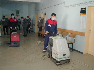 Esenyurt'ta Fabrika Temizliği Yapan Firma